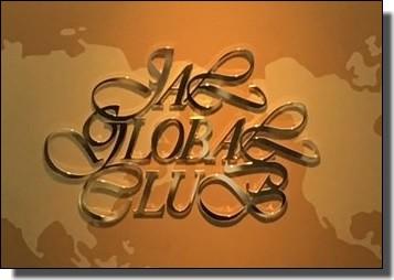 JALグローバルクラブ看板