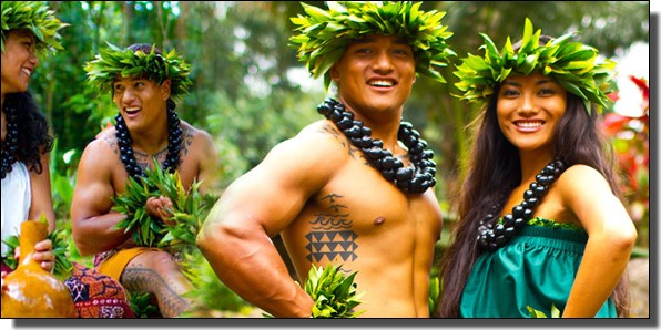 ハワイの人々