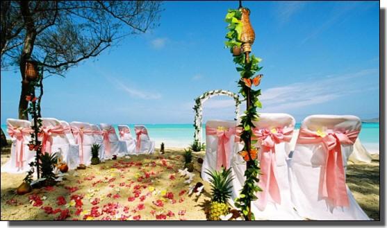 ハワイ挙式会場
