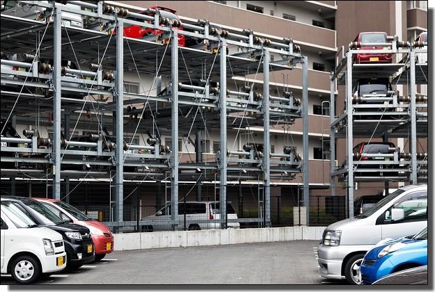 立体駐車場への海外の反応