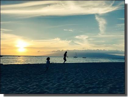 ハワイ旅行記の幸せ
