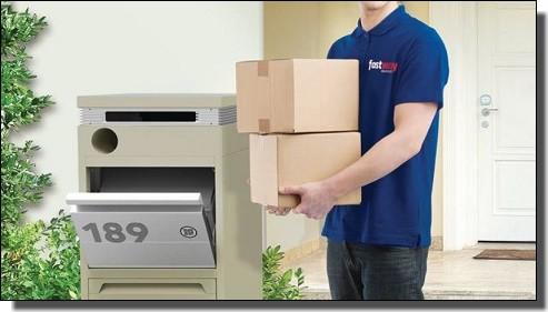 個人用の宅配ボックス
