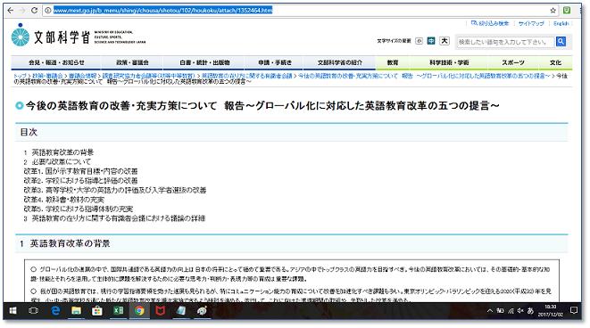 日本人の英語の勉強法