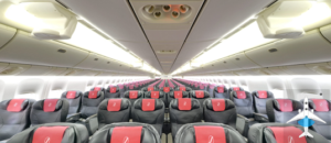 JAL国内線クラスJシート