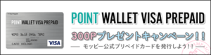 POINT WALLET VISA