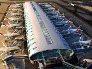 ドバイ空港には驚きのエミレーツA380専用ハブ