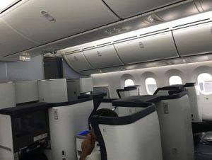 客室乗務員が語る機内清掃