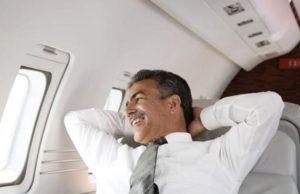飛行機の座席はどこがいいか?