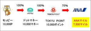 TOKYUルートの図解