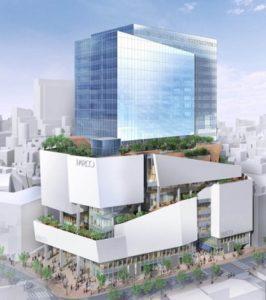 新しい渋谷パルコ
