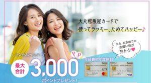 カード会社側のキャンペーン
