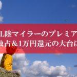 JAL陸マイラー祭りの裏技